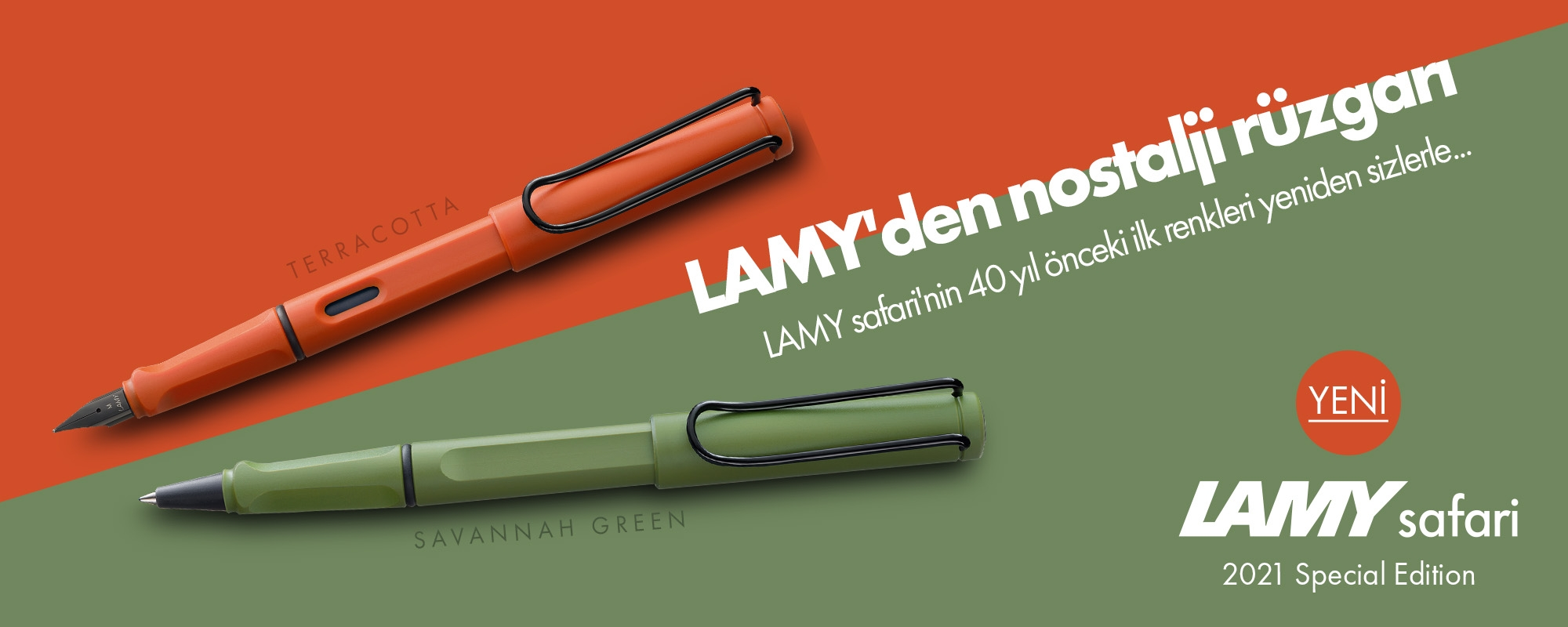 LAMY Special Edition