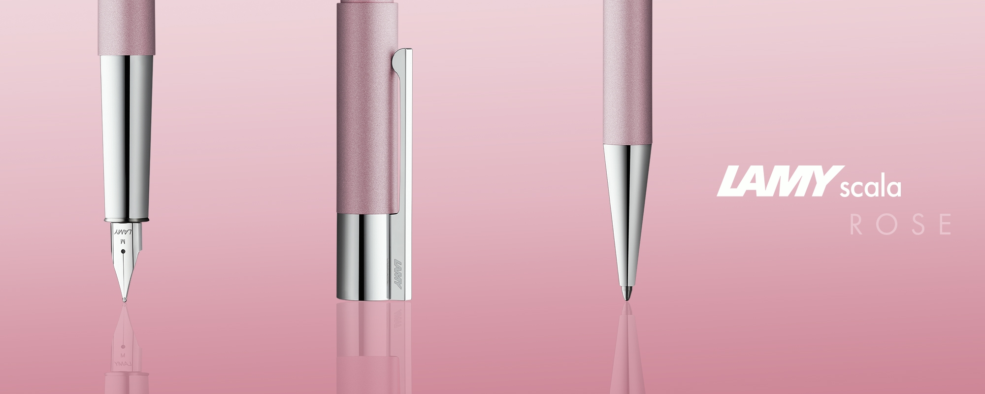 LAMY scala Rose