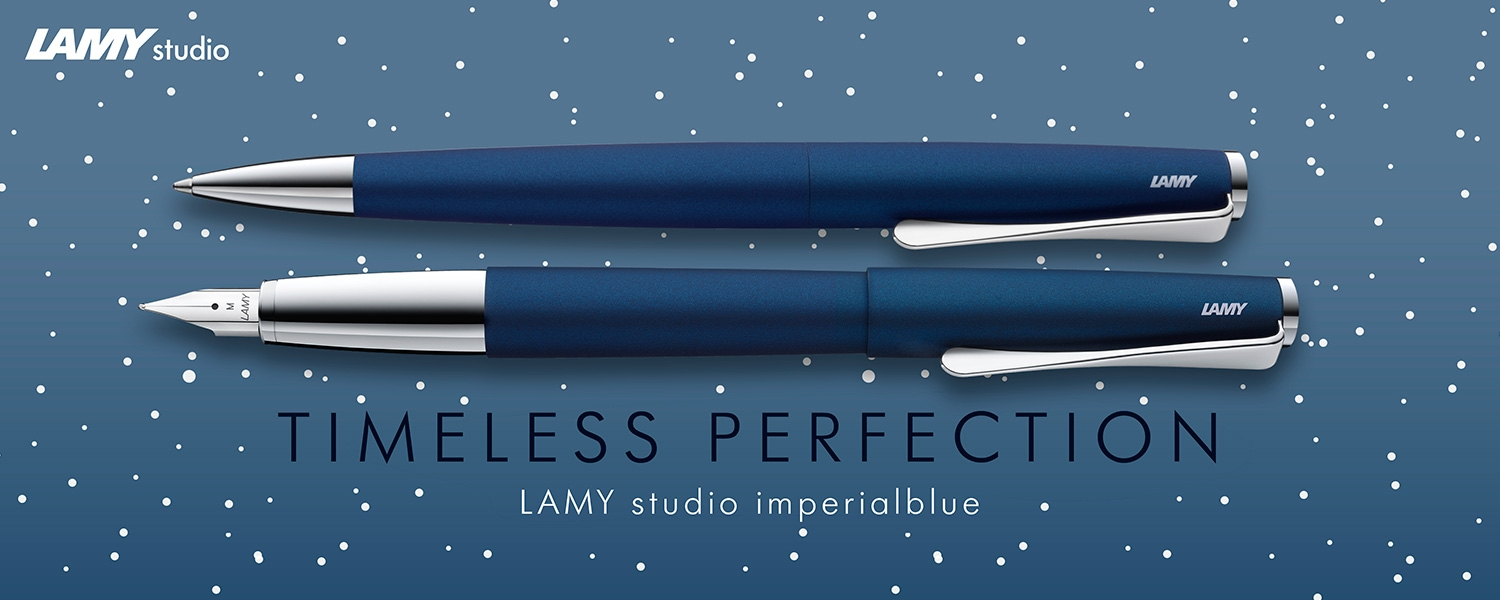 LAMY studio imperialblue